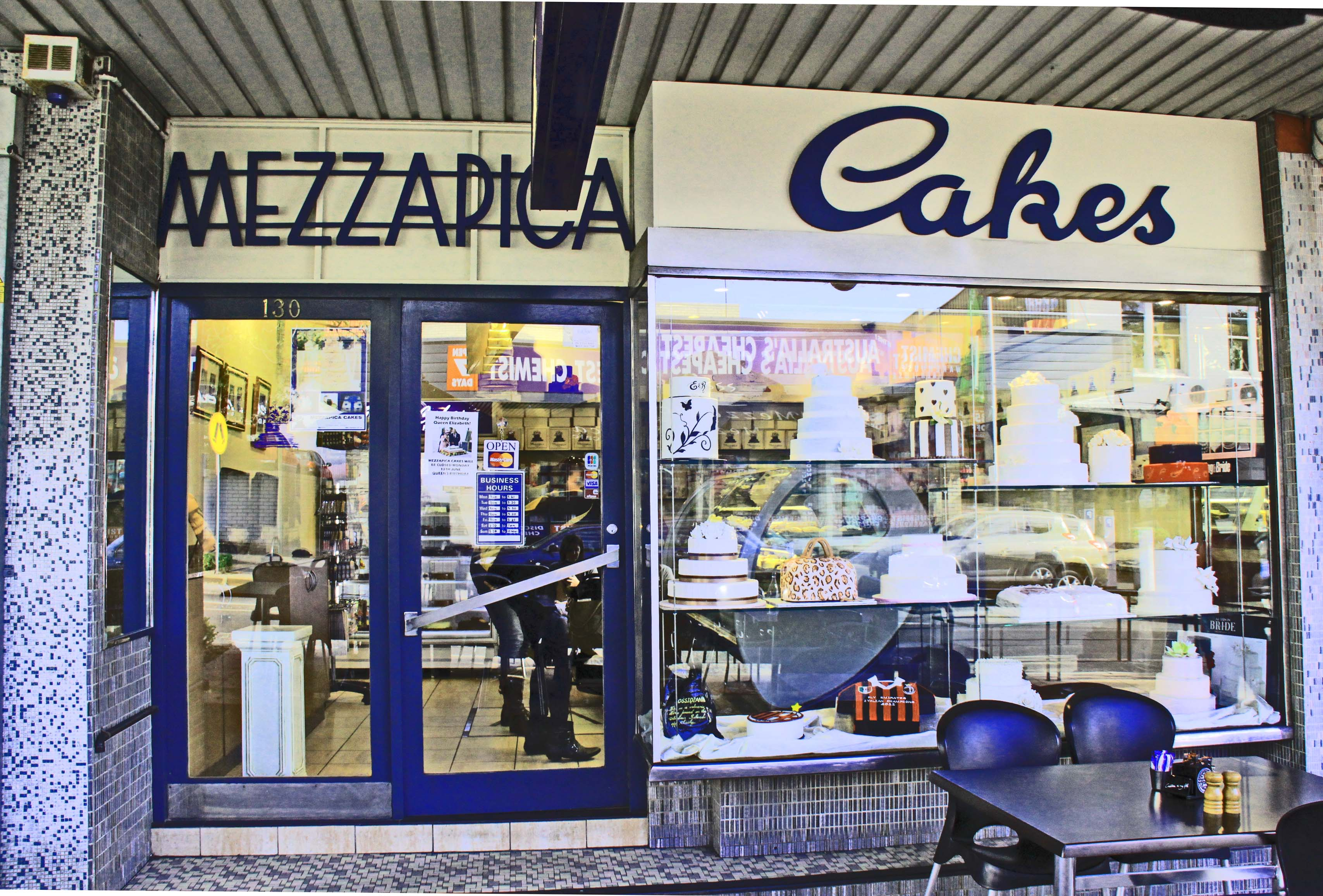 Mezzapica Cake Shop