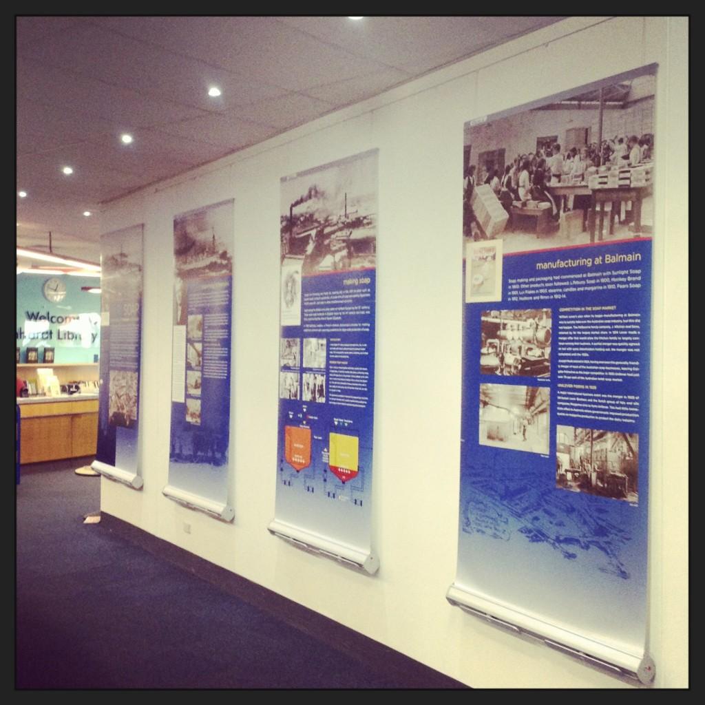 exhibition - Unilever