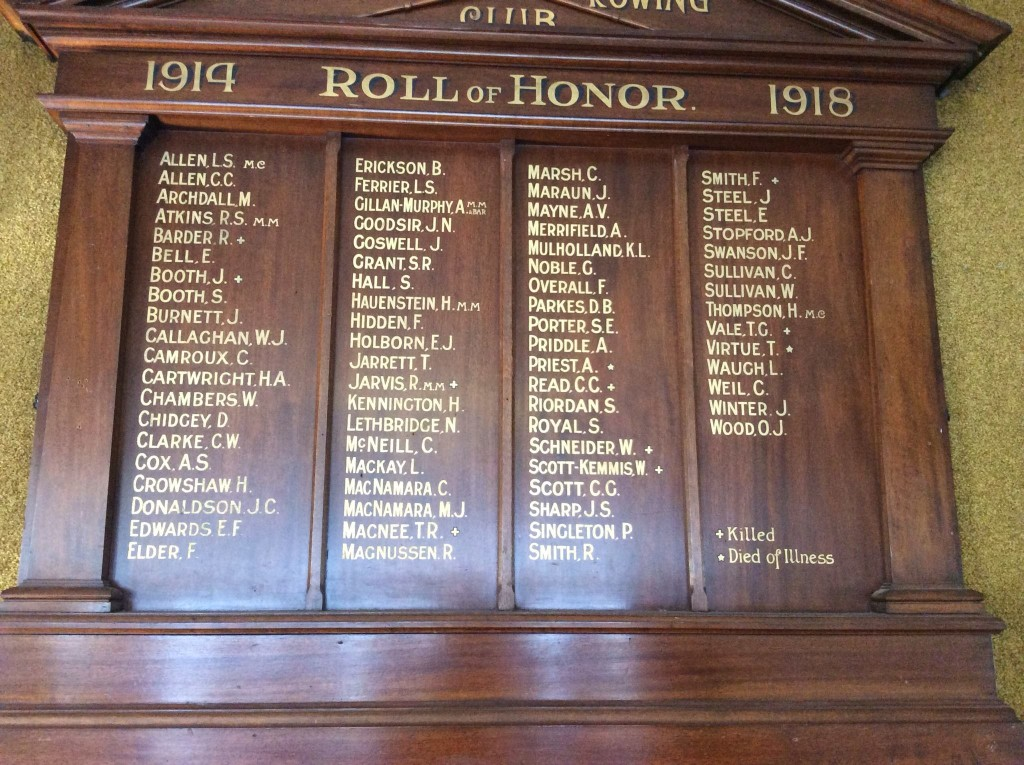 honorboard