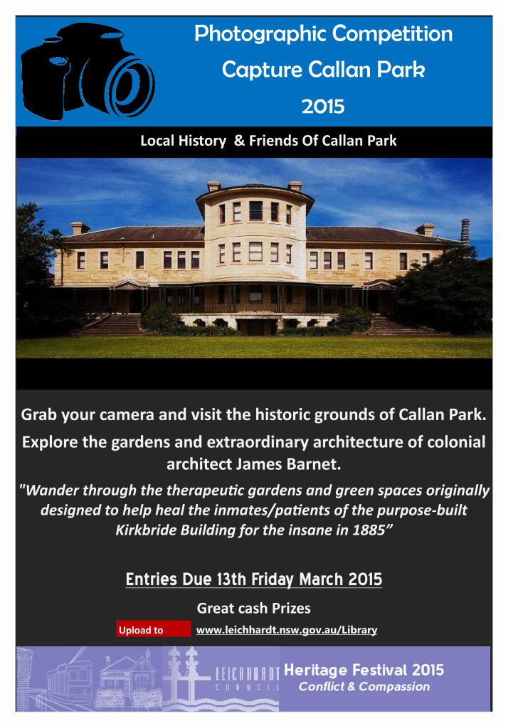 Capture Callan Park.pub