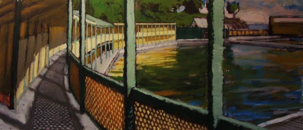 Dawn Fraser Pool by Ian Chapman 2015